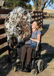 Therapeutic Wheelchair Riding